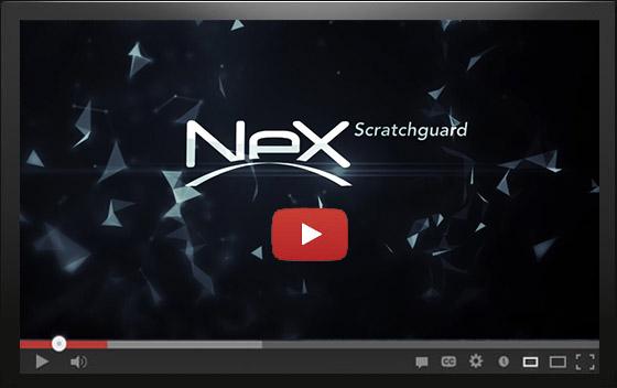 Traitement anti-raies NexScratchguard
